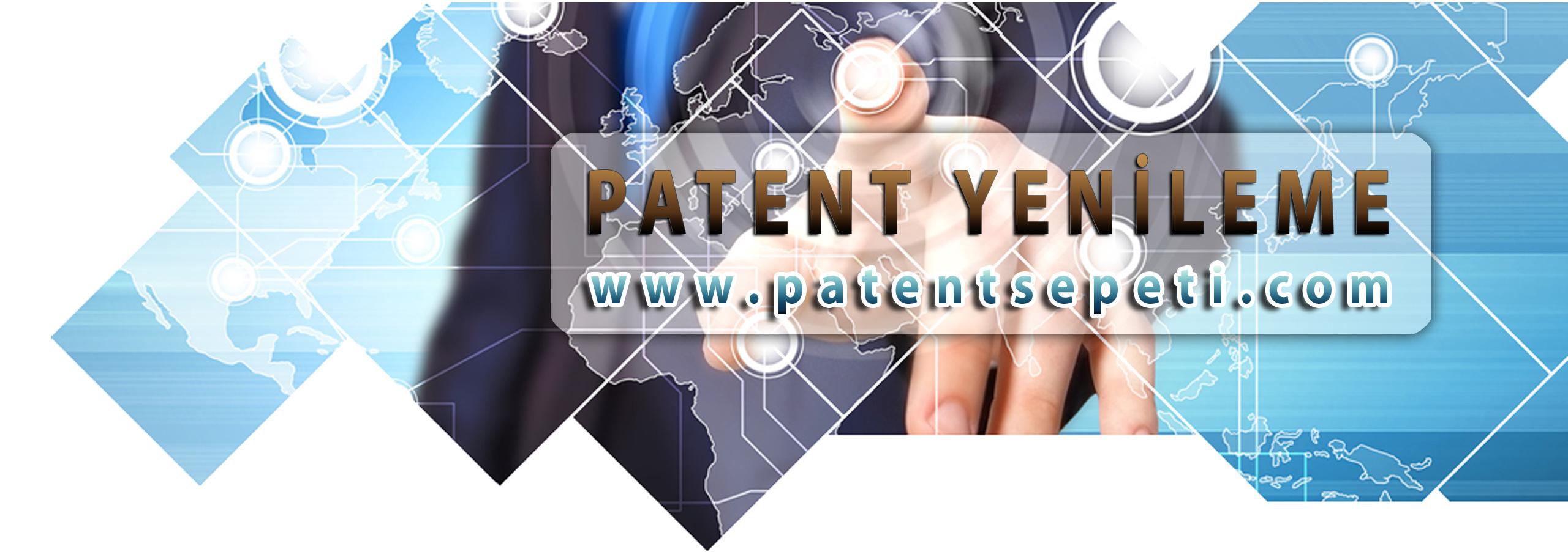patent yenileme
